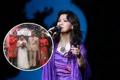 NSND Thanh Hoa bật khóc khi lần đầu mặc váy cưới ở tuổi 70