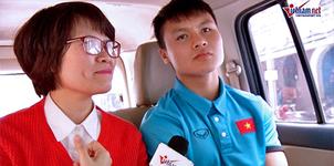 Quang Hải bóc phốt Đức Chinh, hé lộ tuyệt chiêu của HLV Park