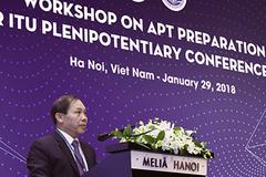 Việt Nam đăng cai cuộc họp lần 2 Liên minh Viễn thông Châu Á TBD