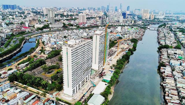 phân khúc BĐS, mua bán căn hộ cao tầng, nhà ở giá rẻ,mua nhà