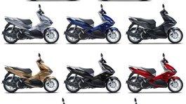 Những mẫu xe máy nào tăng giá cao nhất dịp cận Tết?