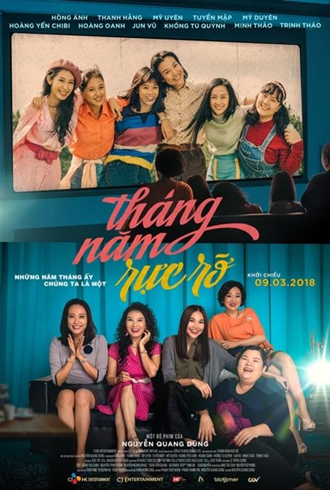 Thanh Hằng, Hồng Ánh rủ nhau đánh hội đồng trong phim mới