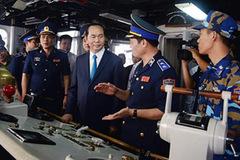 Chủ tịch nước: Chú ý phát hiện, đấu tranh, xử lý các loại tội phạm trên biển