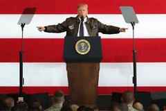Ba vị khách đặc biệt dự buổi đọc thông điệp liên bang của ông Trump
