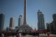 Nga mở điểm bỏ phiếu ở Triều Tiên cho một cử tri