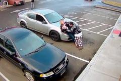 Cướp ô tô táo tợn giật chìa khoá từ tay nữ tài xế