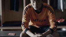 Đội trưởng Xuân Trường cũng đóng quảng cáo mặt nạ Hàn Quốc rồi