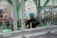 Đối tác GEA của Tân Hiệp Phát khủng cỡ nào?