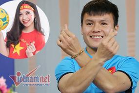 Bật mí về mối tình của Quang Hải với bạn gái kém 2 tuổi