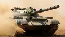 Trung Quốc viện trợ Campuchia xe tăng, xe bọc thép chở quân