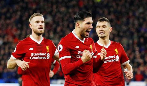 Video bàn thắng Huddersfield 0-3 Liverpool