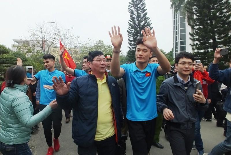 U23 Việt Nam, thủ môn Tiến Dũng, Bùi Tiến Dũng, Thanh Hóa, bóng đá Việt Nam, U23 châu Á