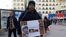 Gia đình bé gái bị sát hại ở Nhật xin chữ ký kêu gọi xét xử nghi phạm