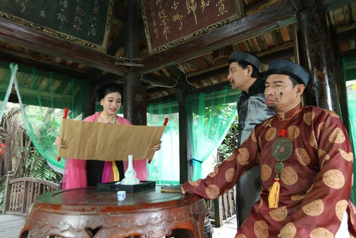 Quang Thắng tiết lộ câu chuyện về 2 'ông trùm' Táo Quân