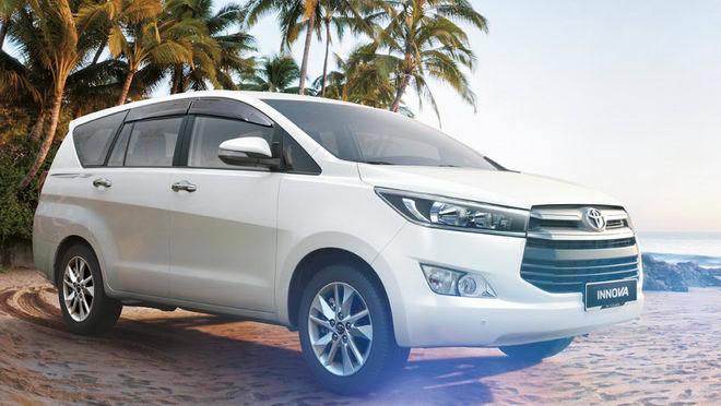 Những mẫu xe gia đình đáng mua nhất dịp Tết 2018