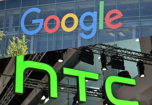 Google chốt thương vụ 1,1 tỷ USD với HTC
