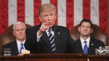 Ông Trump tuyên bố 'thời khắc mới' của nước Mỹ