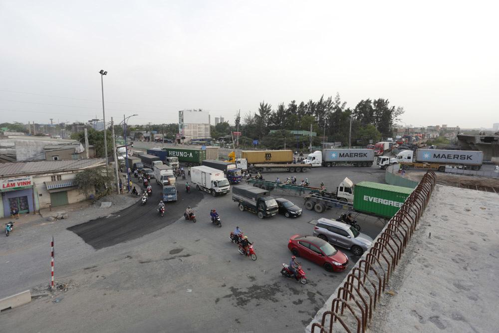 Thông xe hầm chui, xóa 'điểm đen' ùn tắc ở cửa ngõ Sài Gòn