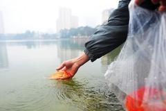 Ý nghĩa tục lệ thả cá chép ngày 23 tháng Chạp
