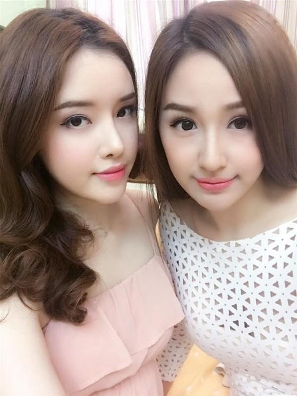 Nhan sắc không thua kém chị của em gái hoa hậu Mai Phương Thúy