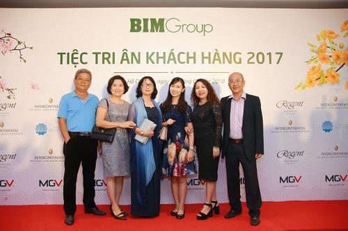 Đại tiệc tri ân khách hàng của BIM Group