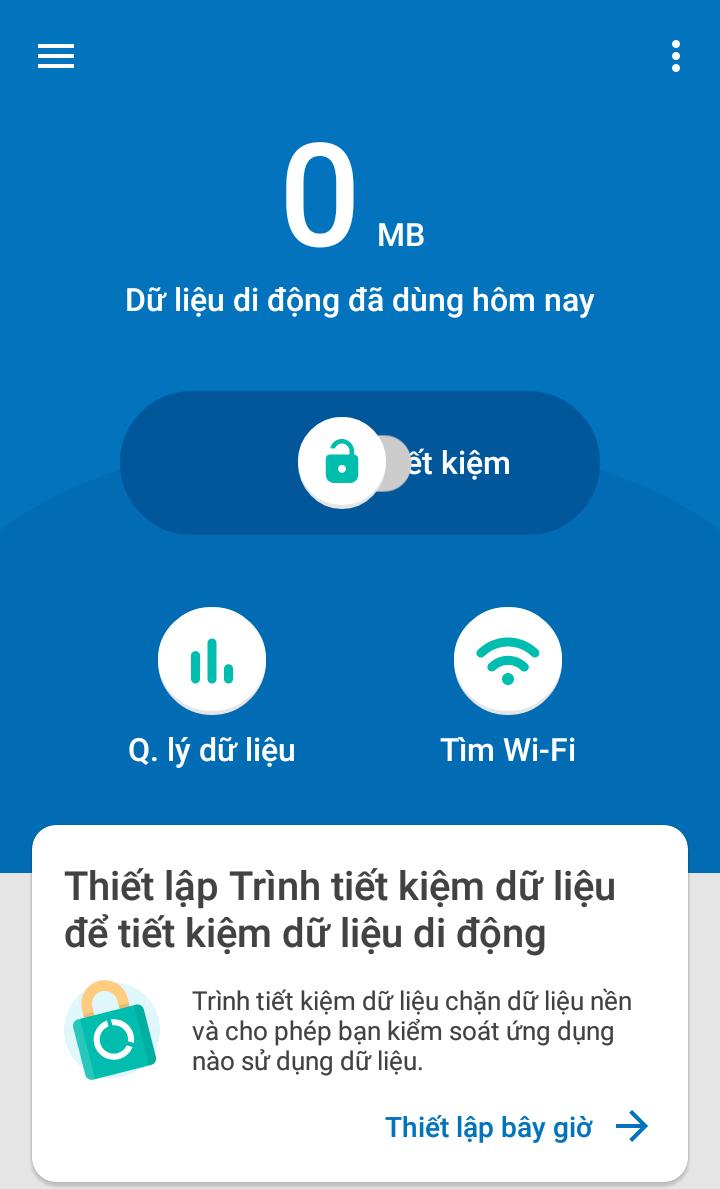 Ứng dụng quản lý dữ liệu Google Datally hỗ trợ tiếng Việt