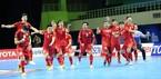 Lịch thi đấu của ĐT futsal Việt Nam ở giải Futsal châu Á 2018