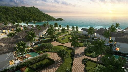 Nam Phú Quốc - tâm điểm BĐS nghỉ dưỡng 2018
