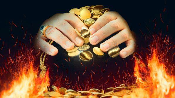 Các nhà đầu tư châu Á khốn đốn vì cơn sốt tiền ảo