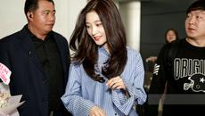 'Nữ thần sắc đẹp' Hàn Quốc đến Việt Nam dự ra mắt phim của Chi Pu