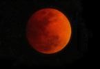 Cận cảnh siêu trăng đặc biệt và nguyệt thực 150 năm mới có 1 lần