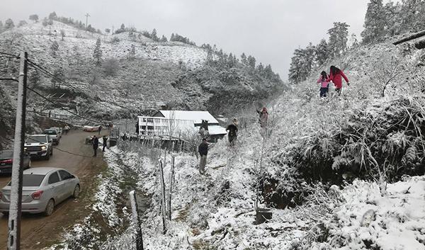 Dự báo thời tiết 1/2: Miền Bắc rét nhất 2 năm qua