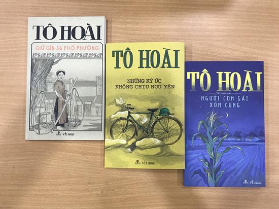 Lần đầu công bố 3 tác phẩm quý của nhà văn Tô Hoài
