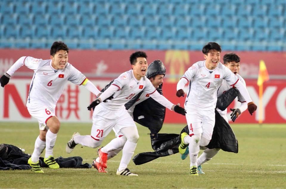 Bóng đá, U23 Việt Nam, Quang Hải, Bùi Tiến Dũng