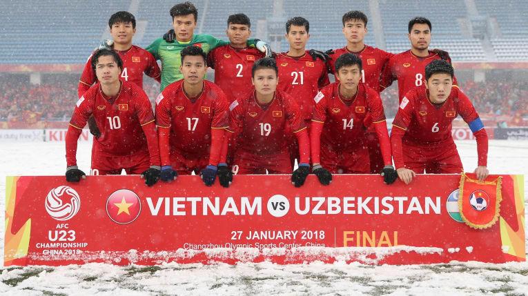 Phạm Nhật Vượng, U23 Việt Nam, HLV Park Hang Seo, HLV Hoàng Anh Tuấn, PVF, U20 Việt Nam