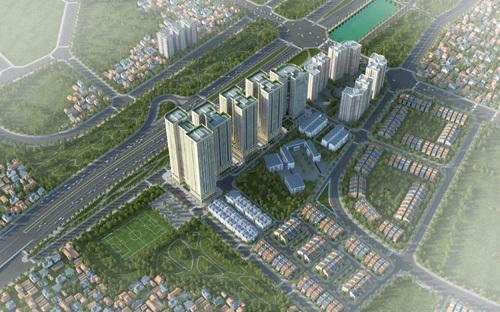 Khu vực Đông Bắc Thủ đô sẽ phát triển mạnh từ 2018