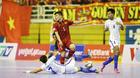 Lịch thi đấu Futsal châu Á hôm nay 1/2