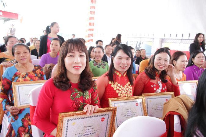 EKOCENTER: điểm hẹn nâng cao năng lực kinh tế cho phụ nữ